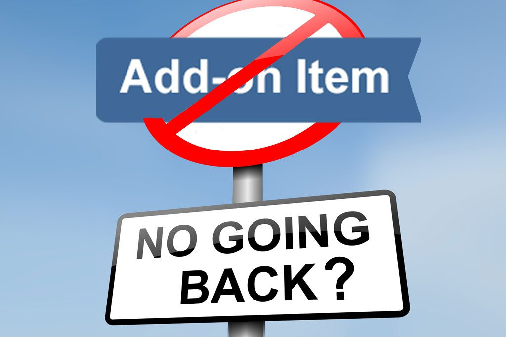 Removing the Amazon Add-On Item Badge From Your Listing