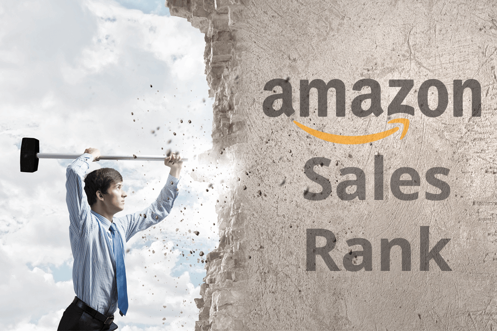 How to Conquer the Amazon Sales Rank