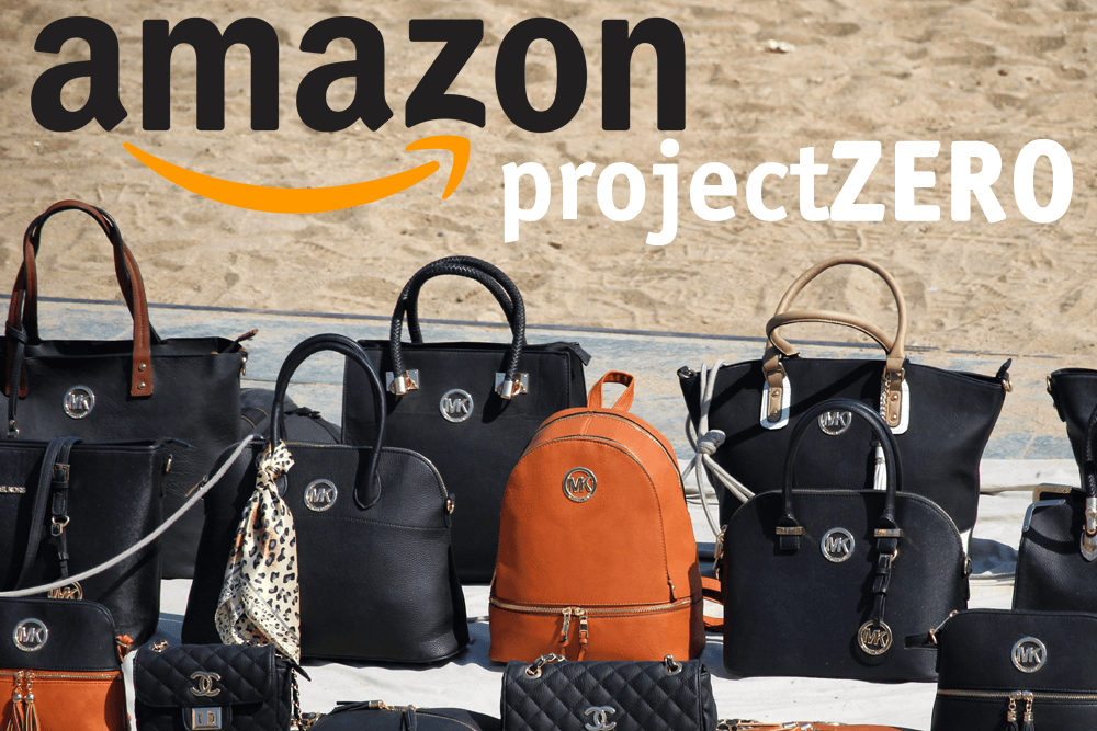 Amazon's Project Zero Aims to End Counterfeiting