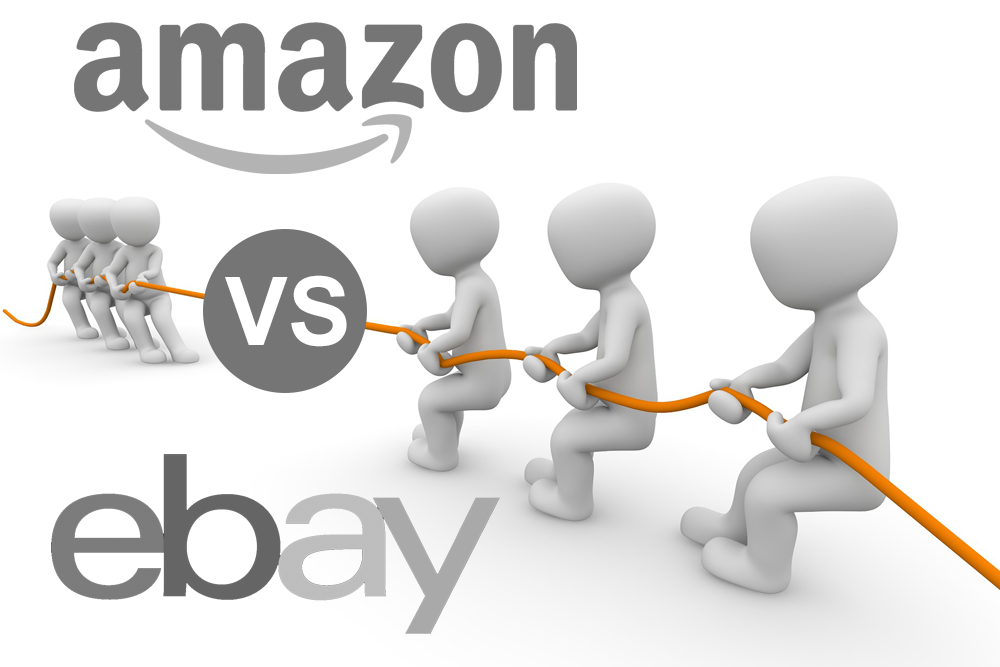 Which Marketplace is Better? Amazon vs eBay