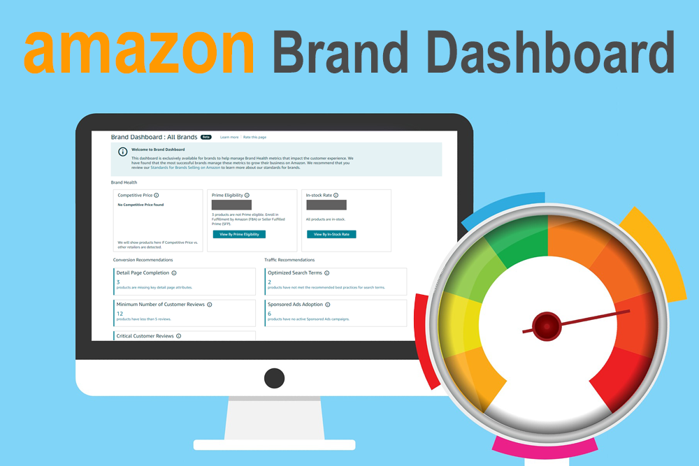 An Overview of the Amazon Brand Dashboard