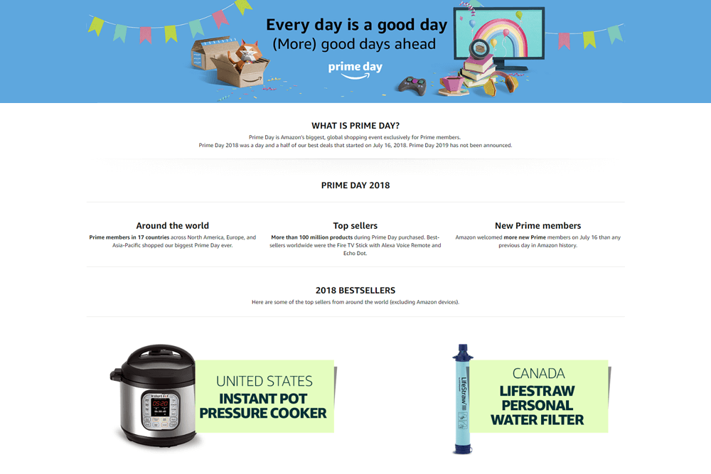 How Amazon Sellers Can Prepare For Amazon Prime Day July 15