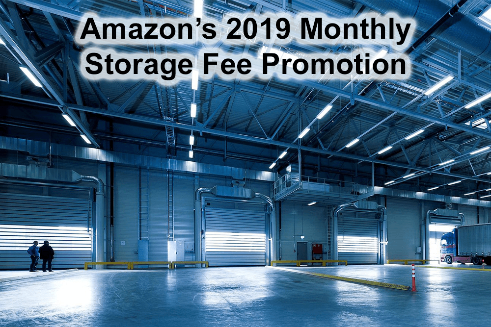 Amazon Storage Promotion