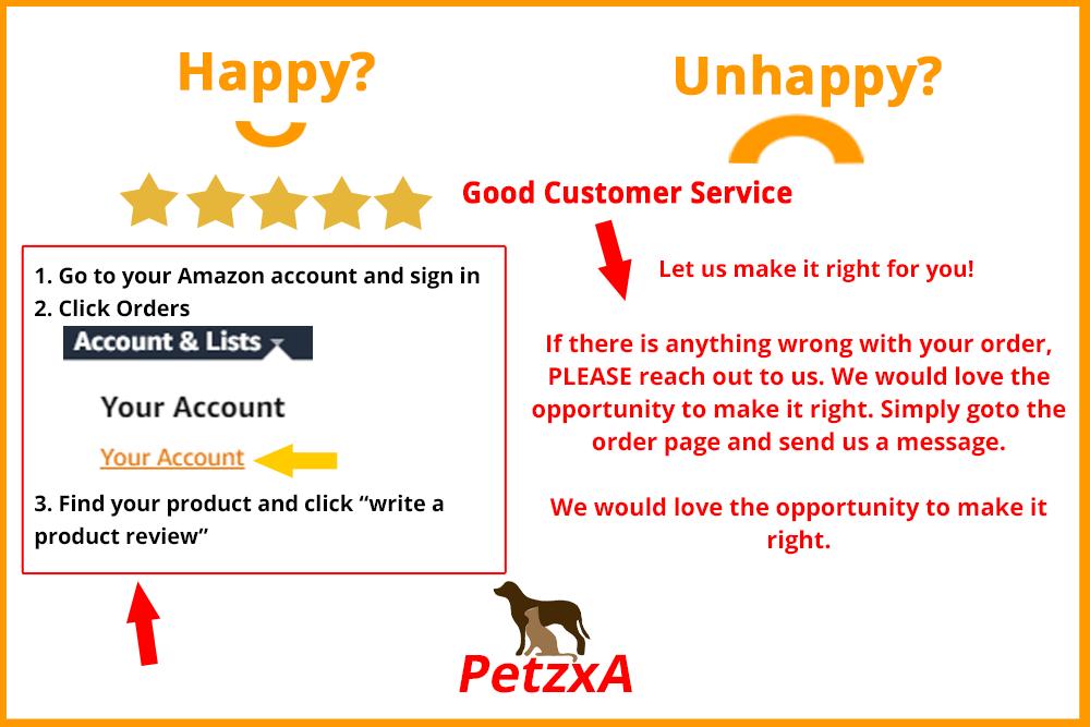 petzonix product insert card