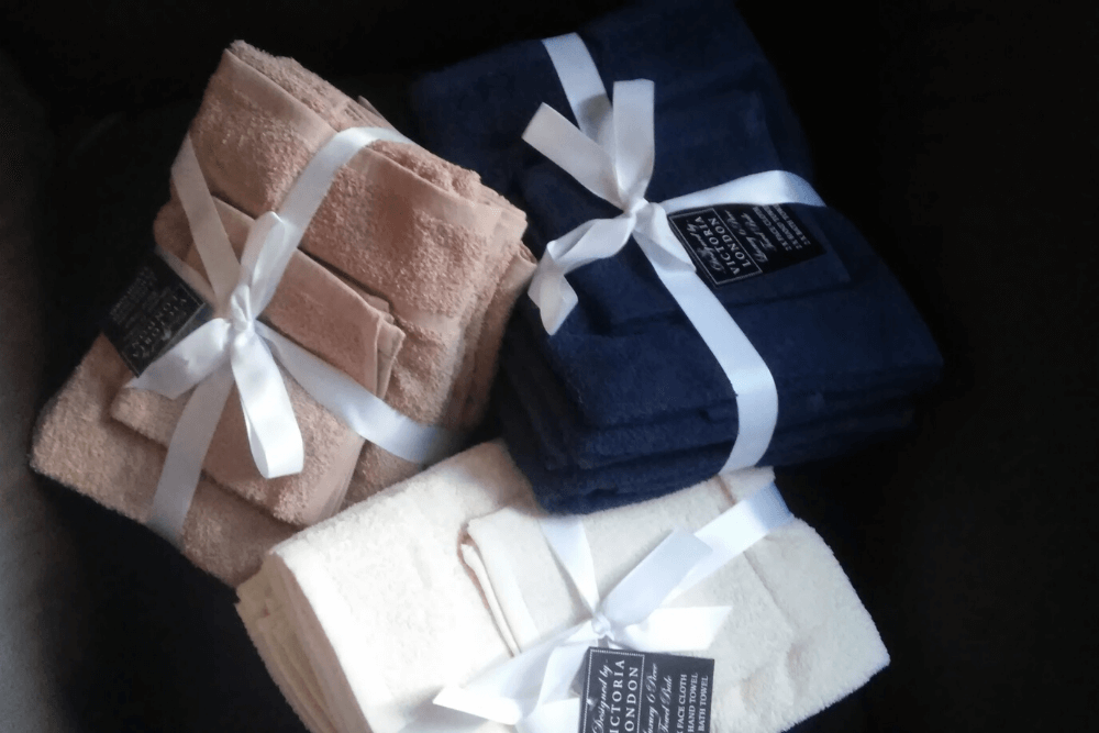 Amazon Fulfillment Services Towels Black Friday Gift