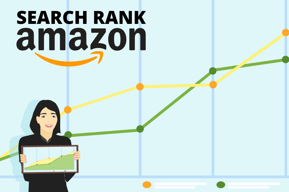 amazon search rank