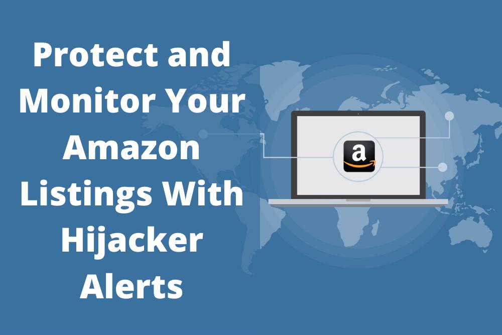 Amazon hijacker alerts