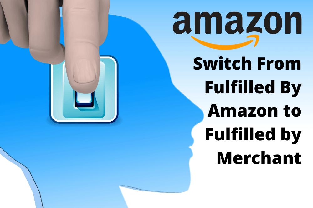 Amazon Fulfilled By Merchant