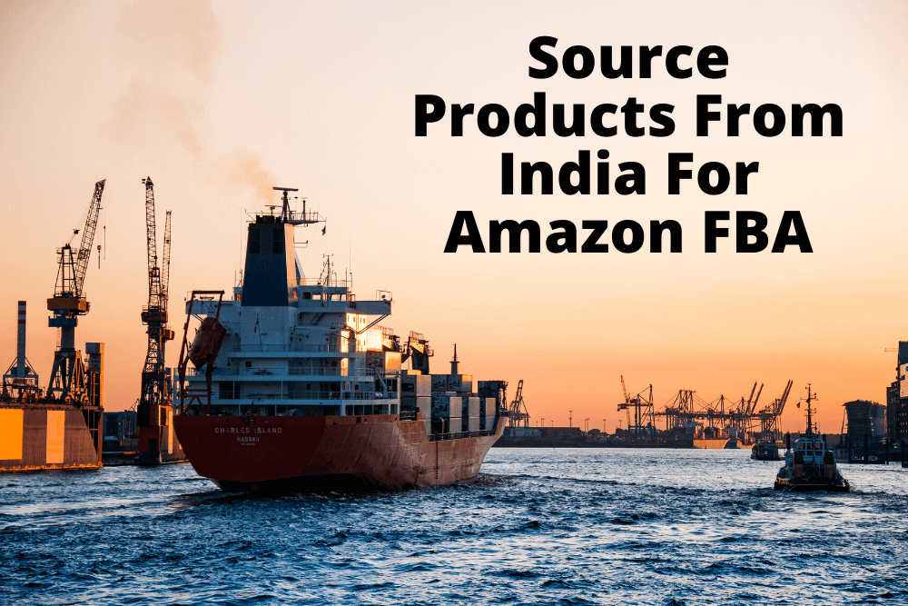 amazon sourcing from India