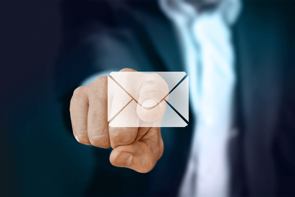 communicating via email