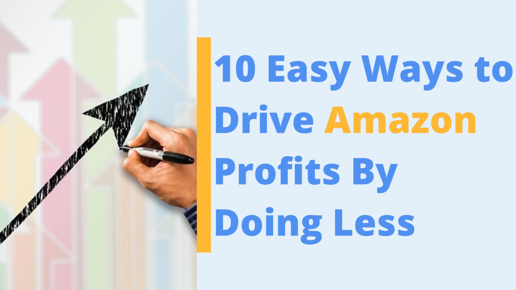 increase amazon profit